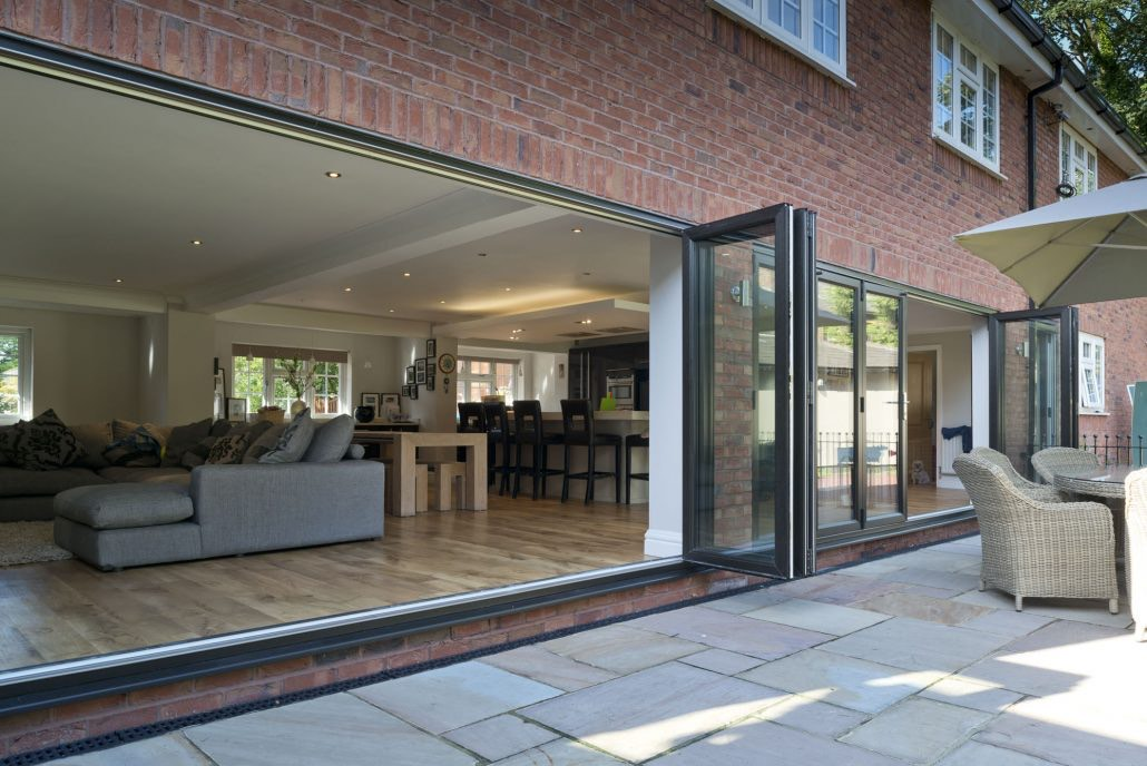 aluminium bi-fold doors quotes dartford
