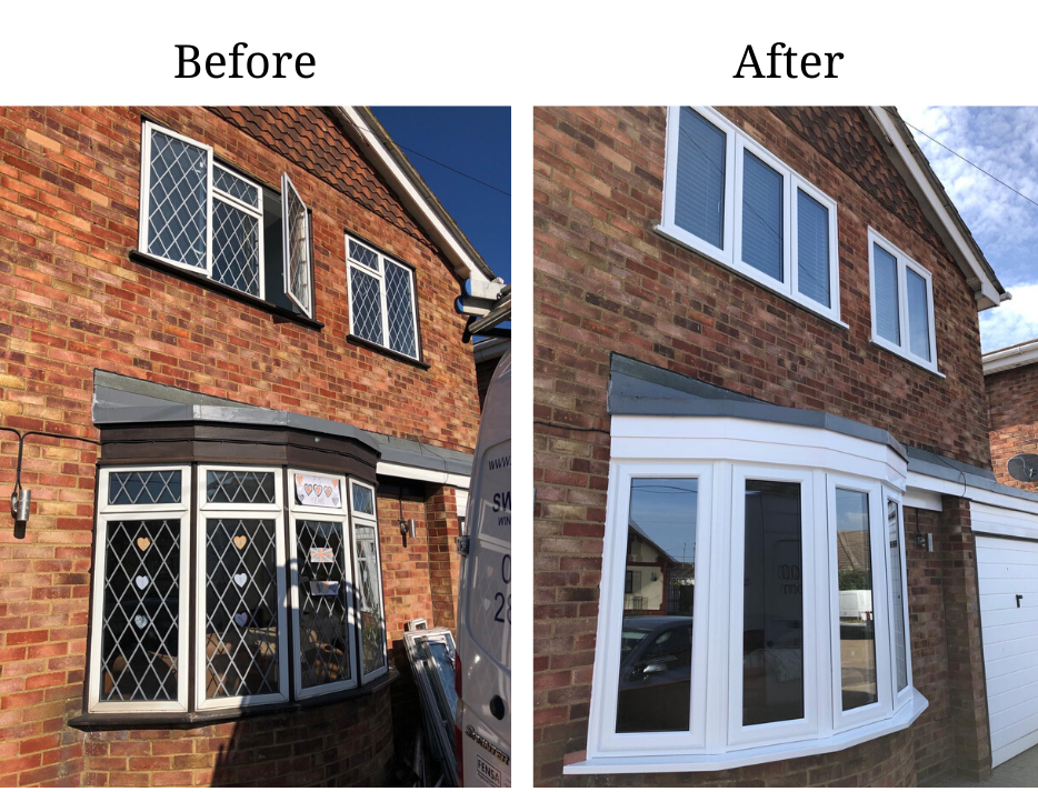 double glazing canvey island cost