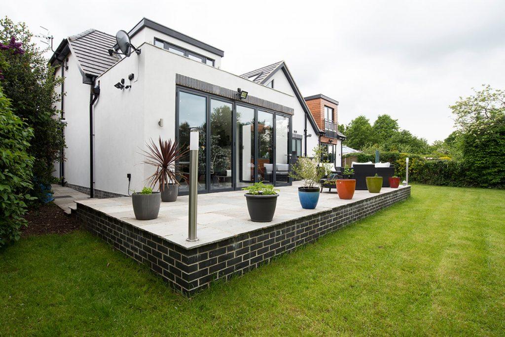 Aluminium Bi-Fold Doors Quotes Essex