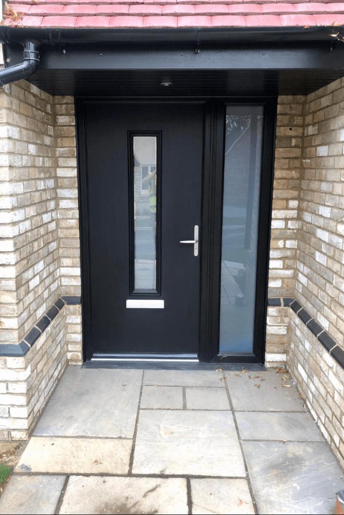 Anthracite Grey Composite Doors Basildon