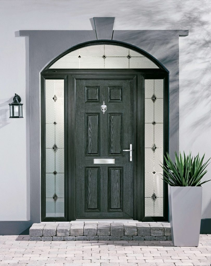 Double Glazed Doors Stock